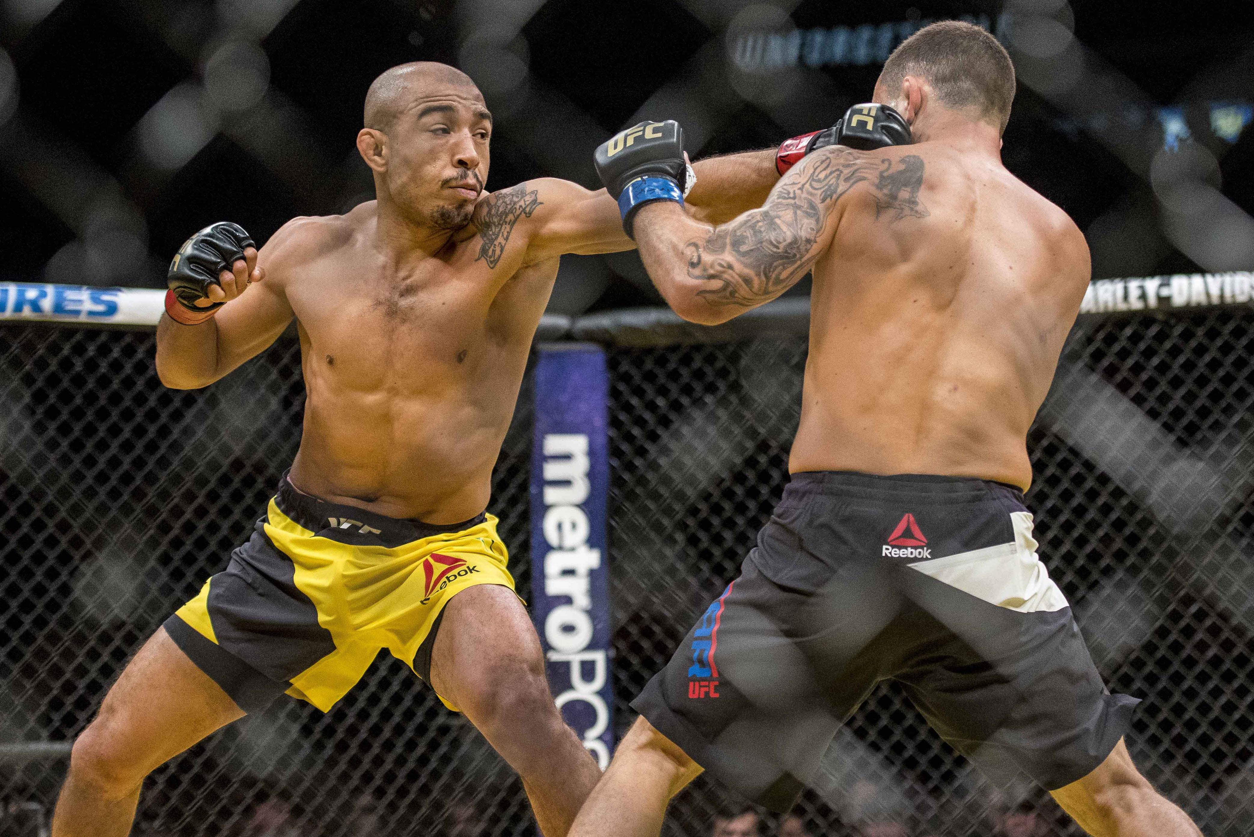 UFC: Three Featherweights to W...